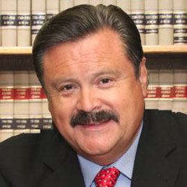 LULAC National President Domingo Garcia