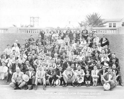Primera Convención LULAC - Corpus Christi, TX - 5/17/1929