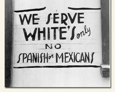 Images - Spaniard racism against latins