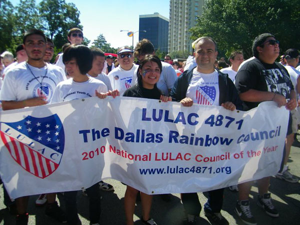 LULAC Dallas Rainbow Council 4871