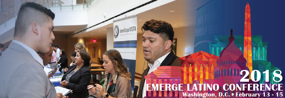 LULAC: Emerge Latino Conference Career Expo