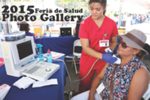 2015 Feria de Salud in Los Angeles Photo Gallery