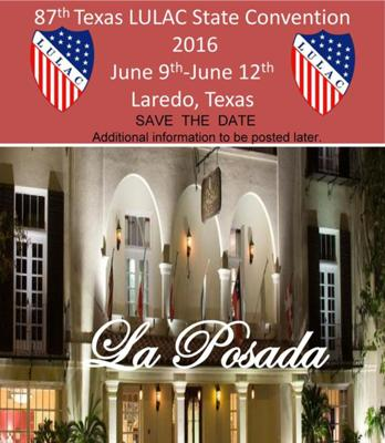 2016 Texas State Convention