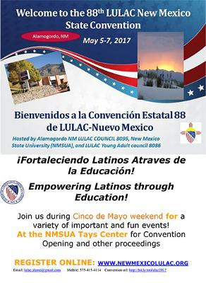 NM LULAC State Convention