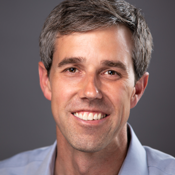 Beto O'Rourke Presidential Candidate