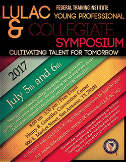 Collegiate and Young Adults Symposiums