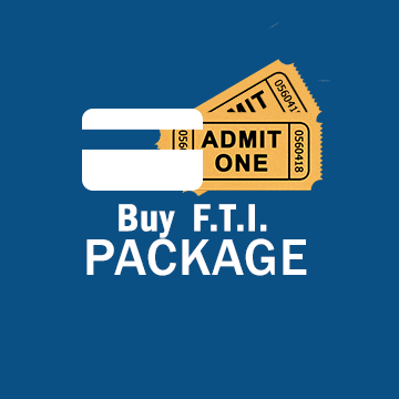 2019 Convention Registration FTI Package