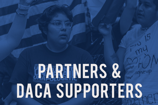 Partners & DACA Supporters