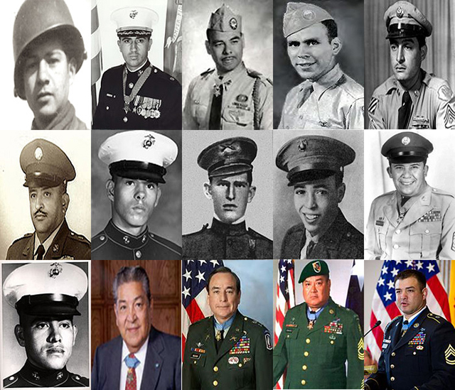 Latino Medal of Honor Recipients
