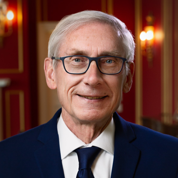 Tony Evers Governor of Wisconsin