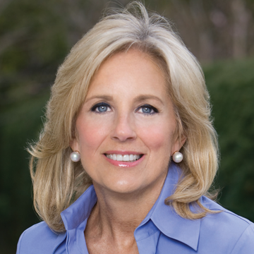 Dr. Jill Biden Former Second Lady of the United States
