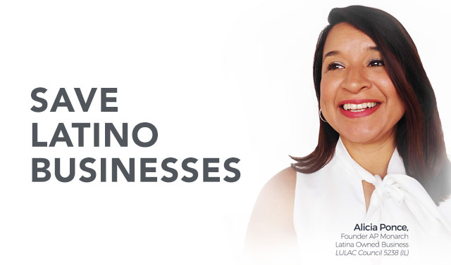 LULAC and U.S. Hispanic Chamber of Commerce Launch Campaign to Save Latino Businesses