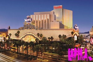 Harrah's Las Vegas Hotel and Casino