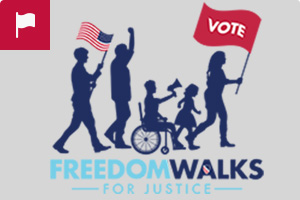 Freedom Walks for Justice