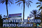 2014 Feria de Salud in Los Angeles Photo Gallery