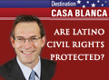 Are Latinos given equal protection under the law?
