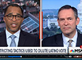 Redistricting tactics could dilute Latino vote: Brent Wilkes Joins To Discuss