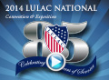 "2014 LULAC National Convention: Maria ""Mayita"" Melendez"