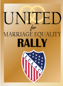 Unite for Marriage Equality Rally