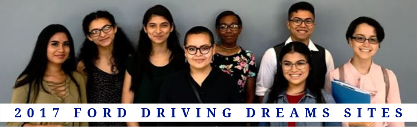 2017 Ford Driving Dreams Grantees