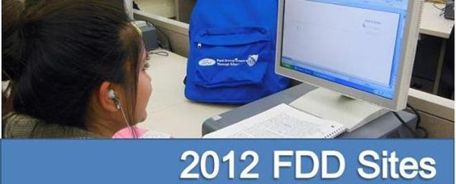 2012 Ford Driving Dreams Through Education Grantees