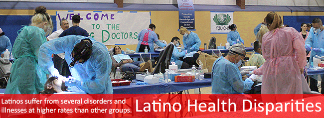 Latino Health Disparities