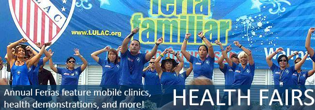 Feria de Salud Program